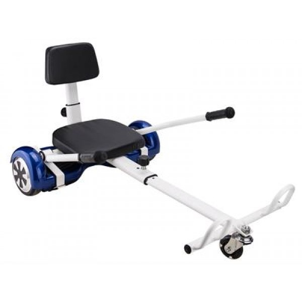Hover Go Kart Attachment White