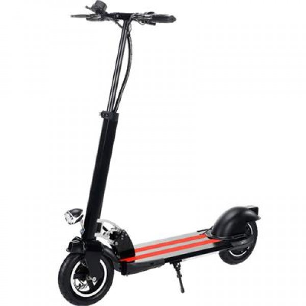 Rover 500w Lithium Scooter Black